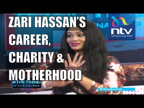 She is smart, strong & she knows it, Zari tells of her triumphs #theTrend