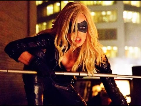 BLACK CANARY UNCAGED TEASER TRAILER