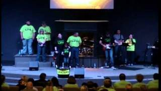 11-7-2010 Praise Team & Mary Beth Sullivan - He Knows My Name .wmv