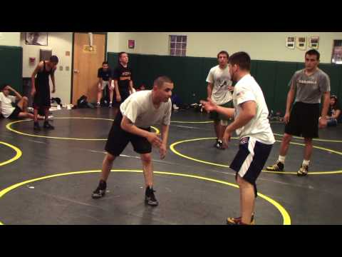 Angel Cejudo Contact, Push, Re-Shot Freestyle Folkstyle Wrestling Image 1