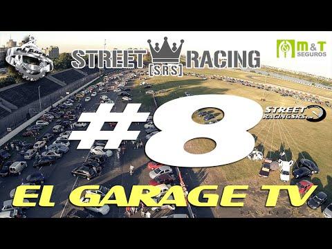 Video #8 - SRS - El Garage TV - AutoXtreme  - StreetRacingSRS.com
