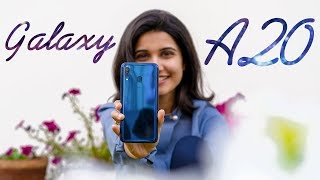 Samsung Galaxy A20 Full review!