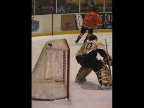 Western Michigan University Hockey 2-28-09 Video