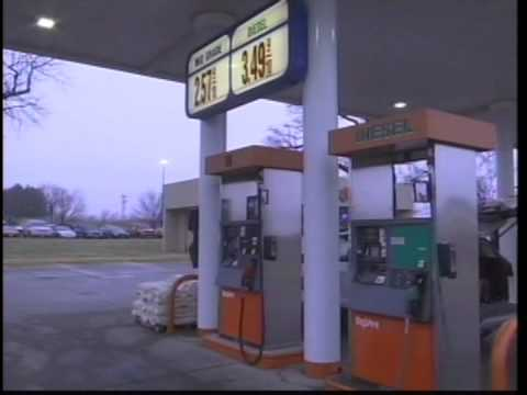 Diesel not seeing same price drop as gasoline