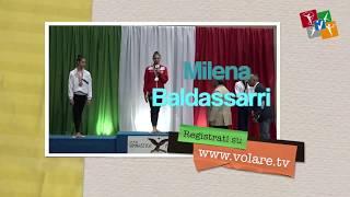 A Milena Baldassarri piace VOLARE... e a te?