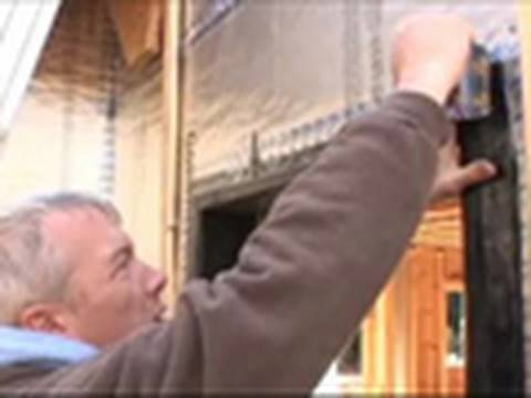 How to Install Rigid Foam Insulation Outside a House
