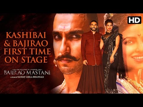 Kashibai And Bajirao First Time On Stage | Bajirao Mastani