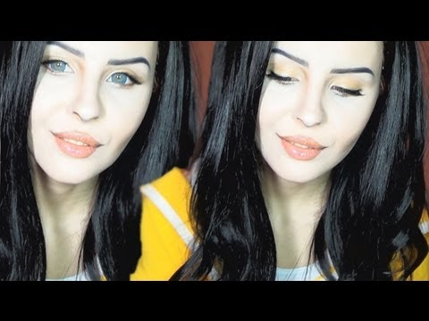 Megan Fox make-up transformation by Anastasiya Shpagina