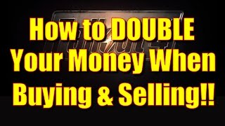 Fallout 4 Gameplay - How to Double Your Money When Buying & Selling!! (+ Charisma up to 24!?)