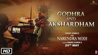 GODHRA & AKSHARDHAM | PM Narendra Modi | Vivek Oberoi | Movie In CINEMAS