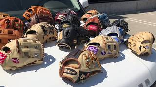 CURRENT GLOVE COLLECTION! {9-10-17}