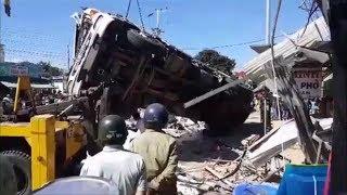 Tai Nạn Thảm Khốc Ở Lâm Đồng, Ôtô Tải Tông Hàng Loạt Ôtô Và Xe Máy