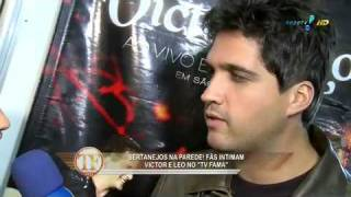 Victor e Leo no Tv Fama (12.07.10)