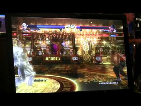 E3 2012 - Tekken Tag 2 - Part 1