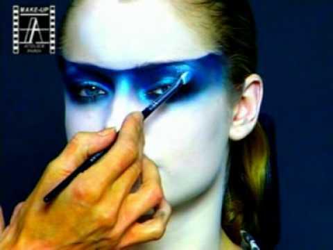 Make-Up Atelier Paris: Make Up Tutorial - Bandeau