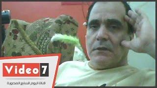 بالفيديو.. رياض الخولى وأحمد ماهر ومحسن منصور والصريطى فى عزاء محمود حفناوى