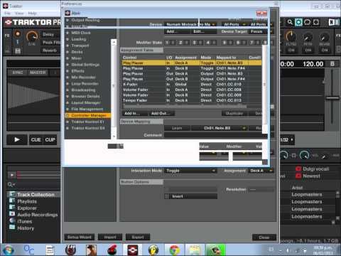 Numark Mixtrack Pro Con Tracktor Pro S4 (Como Configurar )