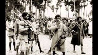 The battle of Adwa (Ethiopia)