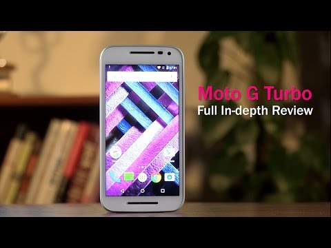 Moto G Turbo Full In-depth Review with Pros/Cons, Ratings & Price