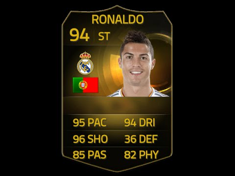 Ronaldo Player Stats Ronaldo 94 Player Review