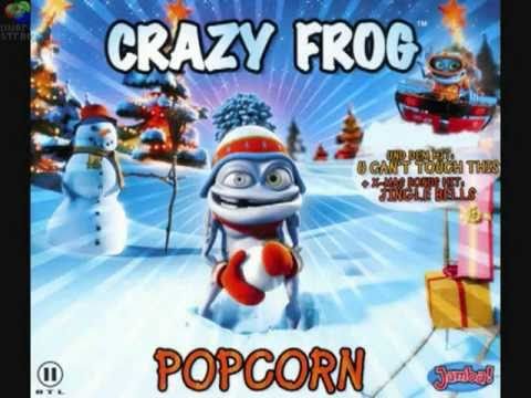 CRAZY FROG [popcorn] 2007
