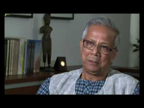 Interview with Prof Muhammad Yunus