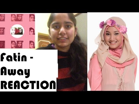 Fatin - Away Reaction