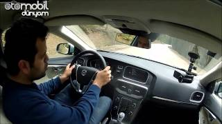 İlk Test - Volvo V40 R Design ve V40 Cross Country