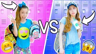 Tween You Vs Teen You: BACK TO SCHOOL!