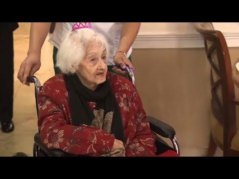 Fla. Woman Celebrates Her 112th Birthday