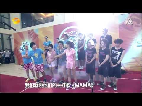 [HD/ENG] 120716 EXO-M Do Your Best 全力以赴