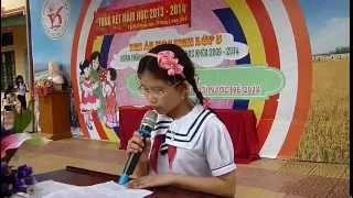 Tổng kết năm học 2013-2014 trường TH Việt Hòa