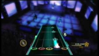 Vídeo 208 de Guitar Hero