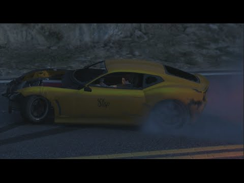 GTA 5 XB1 -Furore GT Revisit Review Lowered/Drifting/Cruising