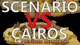 SCENARIO VS. CAIROS!  Summoners War Sky Arena