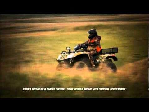 2011 ARCTIC CAT 700 S Work Utility ATV