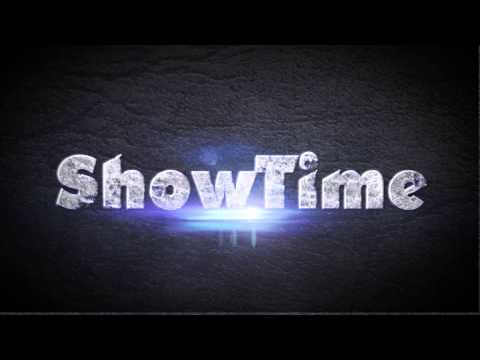 After Effects Showtime Intro video