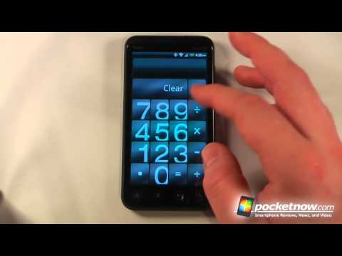 HTC EVO 3D Software Review