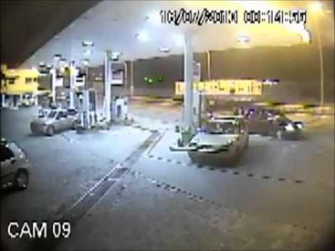 Carro roubado - GOLF DOURADO KLZ-5441