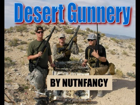 Desert Gunnery Part 1 by Nutnfancy