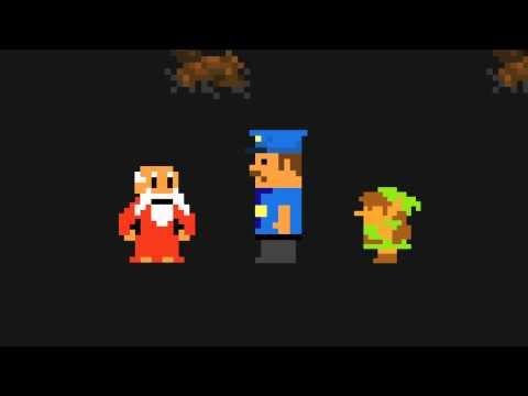 If The Legend of Zelda Had Cops