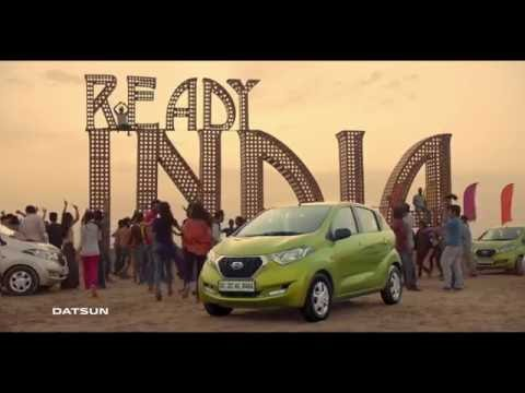 Datsun redi GO, India's first Urban Cross TVC 2016