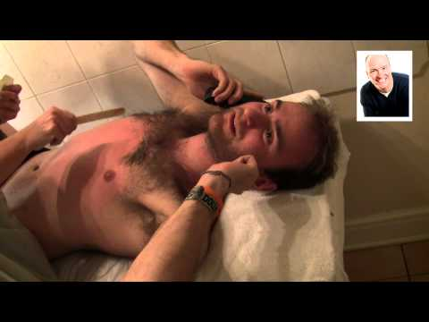 Waxing/Shaving for Leukaemia and Lymphoma Research