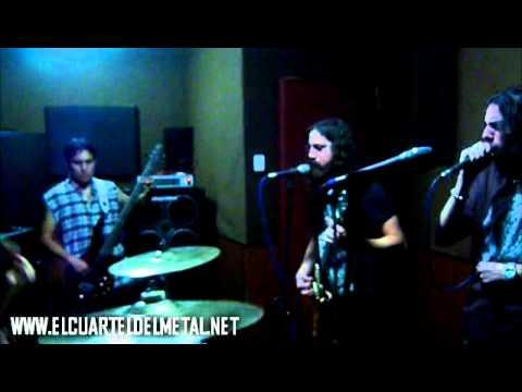 MAUSER - Perdi y No Me Viste en vivo El Cuartel Del Metal 2011