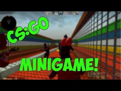 CS:GO MiniGame  -  ИГРАЮ В МИНИ-ИГРЫ НА СВОЕМ СЕРВЕРЕ
