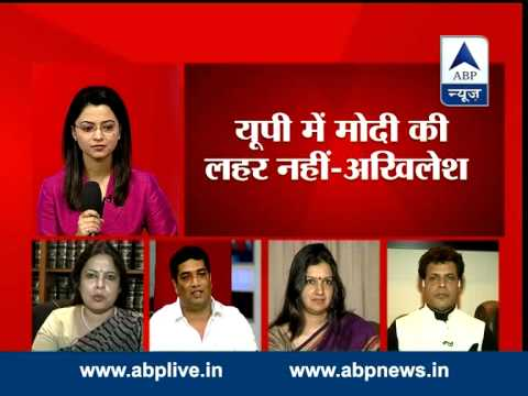 ABP News debate: Is 'Modi wave' real or fake?