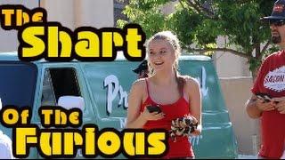 WET FARTS AT A CAR SHOW | THE SHARTER | WET FART SHART