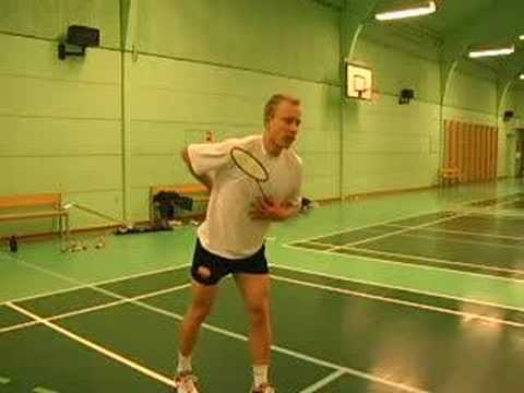 Badminton Jump Smash video