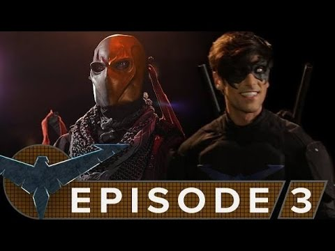 Nightwing: The Series - Episode 3 [Descent] [РУС]