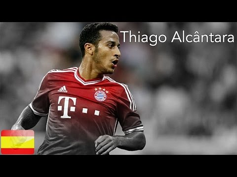 Thiago Alcântara   Goals, Skills, Assists   FC Bayern/FC Barcelona   2014/2015 (HD)